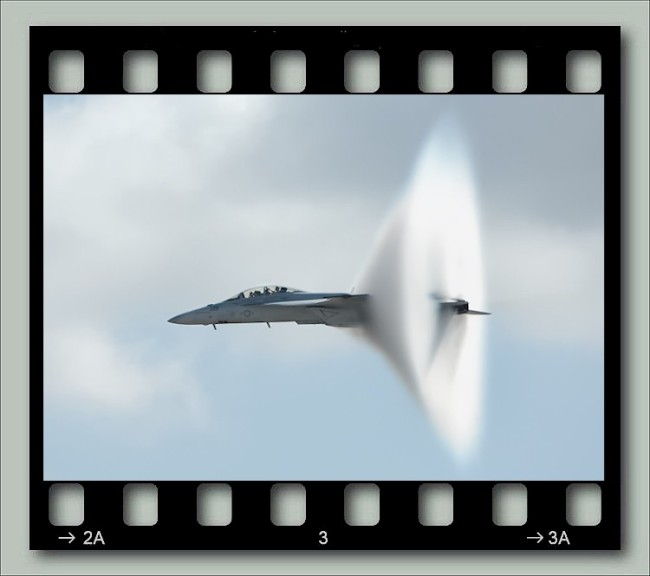Almost Supersonic