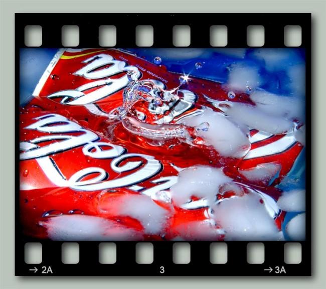 Iced Coke