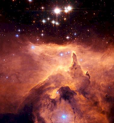 Sagittarian Nebula