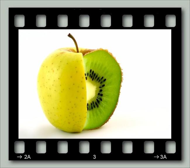Tropical Fruit Kwapple