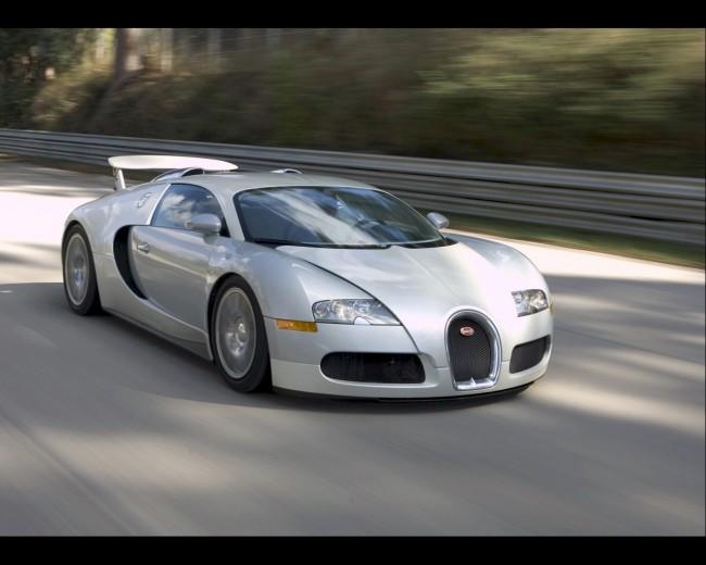 Bugatti Veyron 007