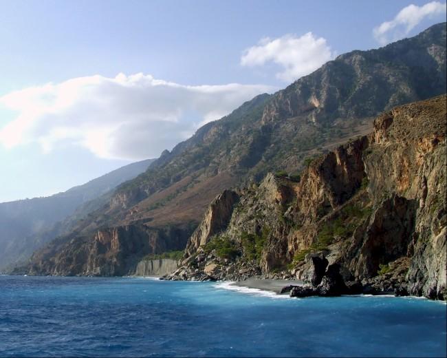 Crete Cliffs