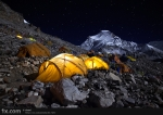 The Cho Oyu Under The Full Moon